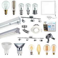 Kitchen Lighting LED / Halogen / Fluorescent Appliance Lamps Fittings Spotlights