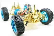 Wltoys 1/18 Metal Upgrade Kit A949 A959 A969 A979 K929 RC Car Parts Yellow