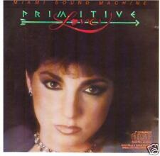 Miami Sound Machine - Primitive Love - 10 Tracks CD