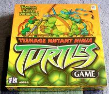 TEENAGE MUTANT NINJA TURTLES 2002 - TIME FOR TURTLE WHACKS! GAME