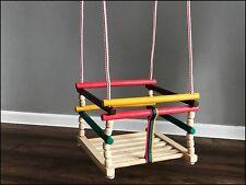 AN-75 Babyschaukel viele Varianten! Kinderartikel Kinderschaukel Holzschaukel