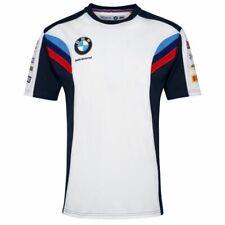 Official BMW Mottorad WSBK  All of Print T Shirt - 19BMW-SBK-AOPT-WHITE