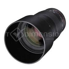 Samyang 135mm f/2.0 ED UMC Lens for Canon EF Mount Full Frame Brand New