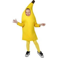 Child Deluxe Banana Costume