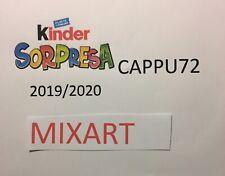 Mixart- Kinder Überraschung 2019/20-SCEGLI Ihr Charakter