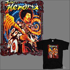* T-Shirt Jimi Hendrix Festival Konzert  70er Rockshirt Motiv Woodstock * 2098
