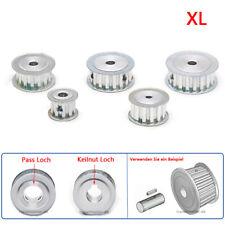 XL 10-40 Zähne Riemenscheibe 10T-40T Zahnrad Pulley für Zahnriemen 10mm Breite