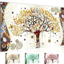 WANDBILDER XXL BILDER Gustav Klimt - Baum des Lebens VLIES LEINWAND BILD KUNSTDR