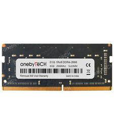 8GB 16GB 1RX8 PC4-21300S DDR4 2666 PC4-2666V SO-DIMM 260 Pin Notebook Memory RAM