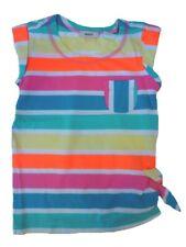 MEXX girls T-Shirt shocking pink striped Size 98-152