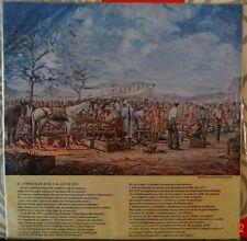 VARIOUS // El Comercio de Azer y La Ley/ ORIGINAL 1977 Columbia LP SEALED! Mint!