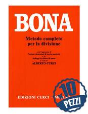 10 CURCI Bona, Pasquale - Metodo per la Divisione Bundle
