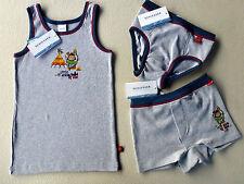 SCHIESSER Jungen Unterhemd Slip New-Shorts INDIANER 104 116 128 140 Unterwäsche