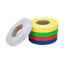 Coloured Shelf Edge Insert Strips 26mm & 39mm High Ticket Strips 100 Metre Rolls