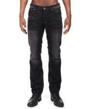 PRPS Goods and Co. Rambler Black Jeans E61P26V Straight Leg Skinny Fit