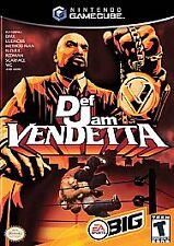 Def Jam Vendetta (Nintendo GameCube, 2003) ACCEPTABLE