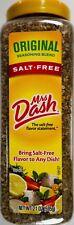 Mrs. Dash Original Seasoning Blend Salt-Free No MSG, 21 or 42 OZ