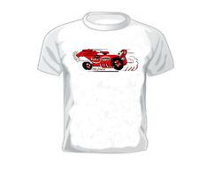 Vintage Race T-shirt Valve Gappers