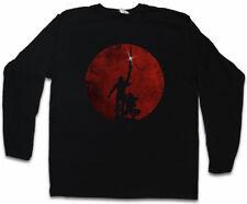 Barbarian Manica lunga T-shirt del barbaro LOGO Conan book the Movie