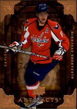 2008-09 Artifacts Hockey Base Cards 1-100 - YOU CHOOSE!