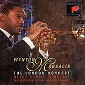 Audio CD Wynton Marsalis: The London Concert  - Free Shipping