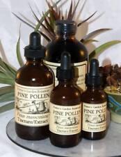 PINE POLLEN Tincture Exract Adaptogen Broken Cell Hormones Potent Folk Remedy