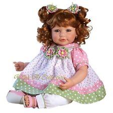 "Adora Charisma Baby Doll ""Tutti Fruity"" Red Hair Blue Eyes"