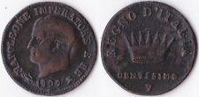 NAPOLEONE I 1 CENTESIMO 1809V - NC -