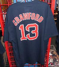 Carl Crawford Boston Red Sox Adult 2XL Tee Shirt
