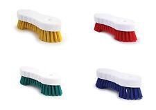 Professional Rigida PVC Pavimento Igiene Lavaggio Spazzola DECK Mano Scrubber