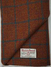 Harris Tweed Fabric & labels 100% wool Craft Material - various Sizes ref mar704