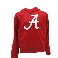 Alabama Crimson Tide Official NCAA Kids Youth Size Hooded Sweatshirt New Tags