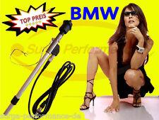 BMW 3 E30 E36 Antenne Manuell Stabantenne Edelstahl Autoantenne Cabrio Neu