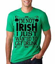 St Patty Day Green T-shirt saint Patrick's day Green IRISH tee shirt funny tee