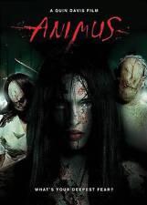 ANIMUS DVD 2012 HORROR MOVIE