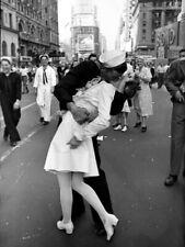 V-J Day in Times Square Kiss New York City Old Retro HUGE GIANT PRINT POSTER