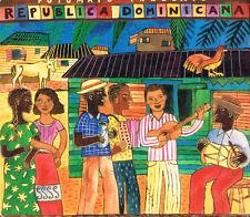 Putumayo Presents Republica Dominicana Bachata CD