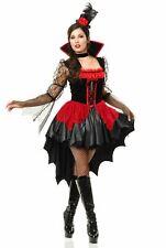 Vampiress Goth Gown Women's Costume