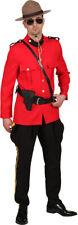 Ranger Uniform Herrenkostüm NEU - Herren Karneval Fasching Verkleidung Kostüm