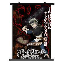 "Black Clover Anime Poster Manga Print up to 33x48/""Gift Top Quality n804"