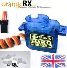 Hextronik HXT500 5g Micro Servo 1 2 4 Packs  - Micro RC Planes Helis orangeRX UK