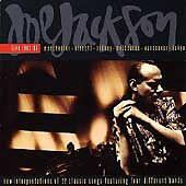 Live 1980/86 by Joe Jackson ORIGINAL 1990 PRESSING 2 Disc A&M NEW & SEALED 2CD