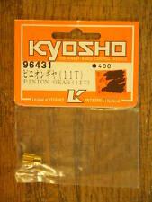 96431 Pinion Gear 11 Tooth - Kyosho Airplane Valencia Duet Cessna Etude P-40