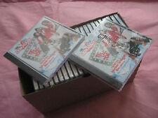 25 Stück CD-Jamatami=Tic Tac Toe...Perfect Day...Blue=NEUWARE ORIGINAL VERPACKT.