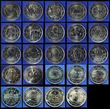 2 Euro Commemorativi Italia BU