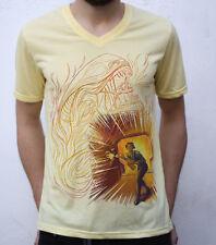 Alien T Shirt Ilustraciones