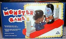 THE MONSTER GAME - DRACULA vs FRANKENSTEIN BOXING MIB