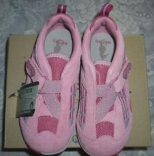 "Merrell Sydney Z-rapâ""¢ Kids Junior Pink Athletic Shoes Size Us 6 Euro 22 J35048"