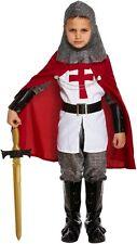 Ritter de Luxe Kostüm Junge Fasching Ritterkostüm Kinderkostüm Karneval 104-140