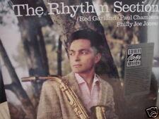 ART PEPPER Rhythm Section Sealed LP W/ORIGINAL STICKER 1988 REMASTERED BY LANCIE
